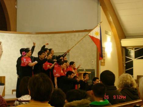 st. john bosco choir
